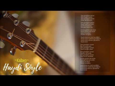 Kalben - Haydi Söyle ( Guitar Cover )