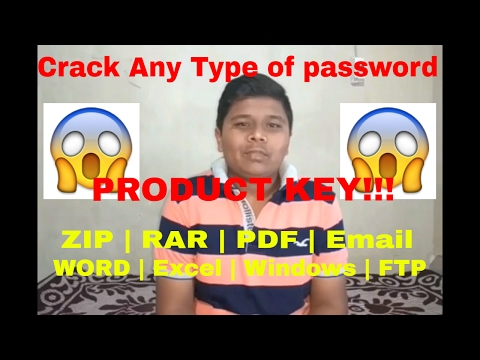 How To Crack Any Password Using Brute Force