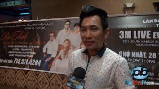 """Quang Thành: """"Giới trẻ VN bây giờ rất yêu nhạc Trịnh Công Sơn và tiếng hát Khánh Ly."""""""