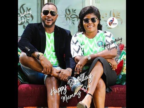 My love for u will never fade: Odunlade Adekola Celebrates His Pretty Wife Birthday In Style
