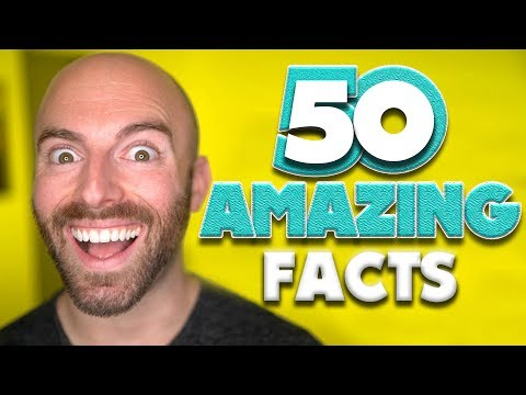 50 AMAZING Facts to Blow Your Mind! #103