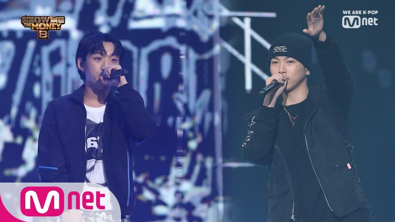 [ENG sub] Show Me The Money8 [10회] 영비 - No Cap (Feat. Osshun gum) @파이널 190927 EP.10