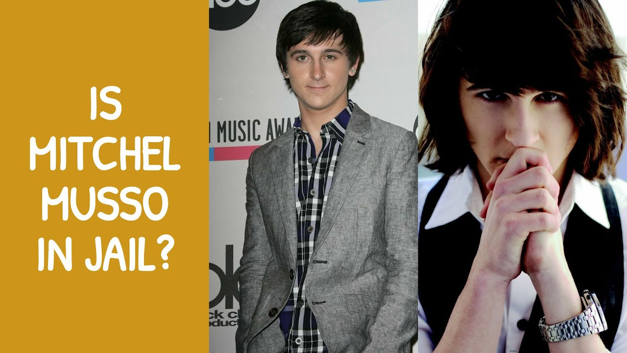 What happened to mitchel musso