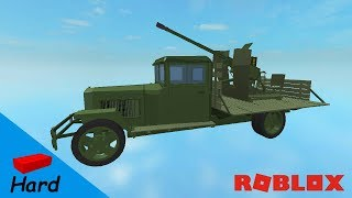 ROBLOX STUDIO SPEED BUILD / 72-K GAZ MM