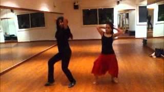 Chammak Challo RA ONE Akon Choreography at Dancend by Ruchi Pushkarna