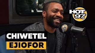 Chiwetel Ejiofor Shares Stories From Past Roles Working w Denzel Washington  39Malificent 239