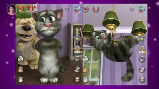 Talking Tom-Talking Tom Cat 2-Kids World Kem Channel