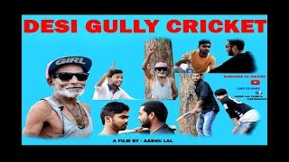 funny vines (Desi Gully Cricket) - || Aashu Lal Films ||