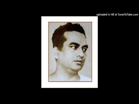 Sonar Tori (Recitation of Tagore poem)......Ajitesh Bandopadhyay