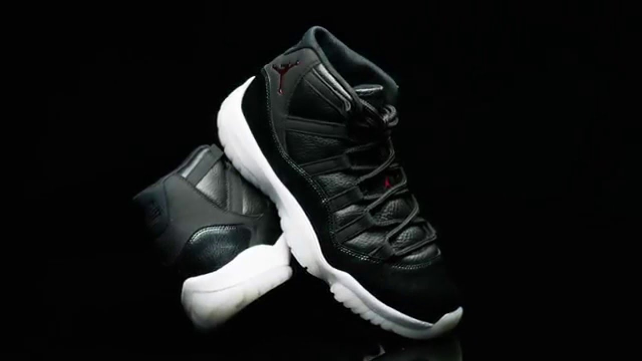 info for 1626c d565f Enjoy This 360° Look At The Air Jordan 11 72-10 (Video) • KicksOnFire.com