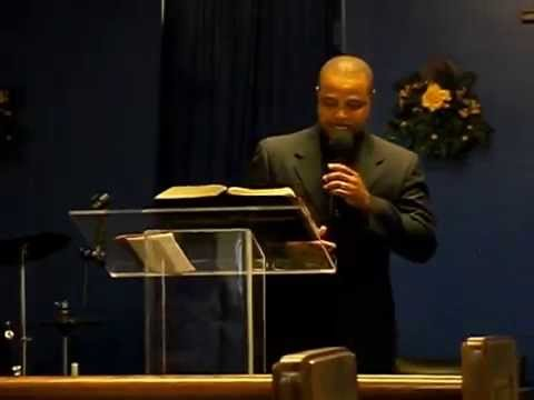 Pastor Wesley Miller Senior Sermon Being A Worker For The Lord