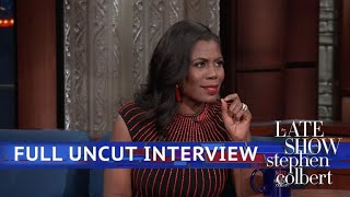 The Omarosa Interview: Full, Uncut Version - The Late Show with Stephen Colbert