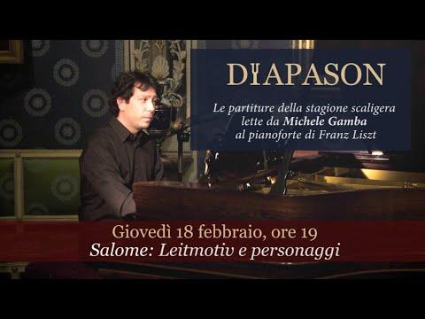 Salome: leitmotiv e personaggi