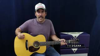 Dierks Bentley - Different For Girls (feat.  Elle King) - Guitar Lesson - EASY Country Song