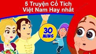 5 Truyện Cổ Tích Việt Nam Hay nhất - biên soạn   Chuyen co tich   Phim Hoạt Hình Hay Nhất 2019