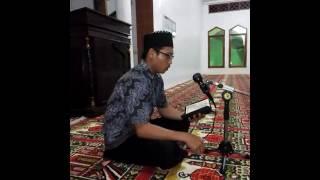 Belajar qiro'at diAsrama Man4sukabumi