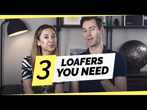 3 Types Of Loafers Every Man Should Own (Plus 3 You Shouldn't)
