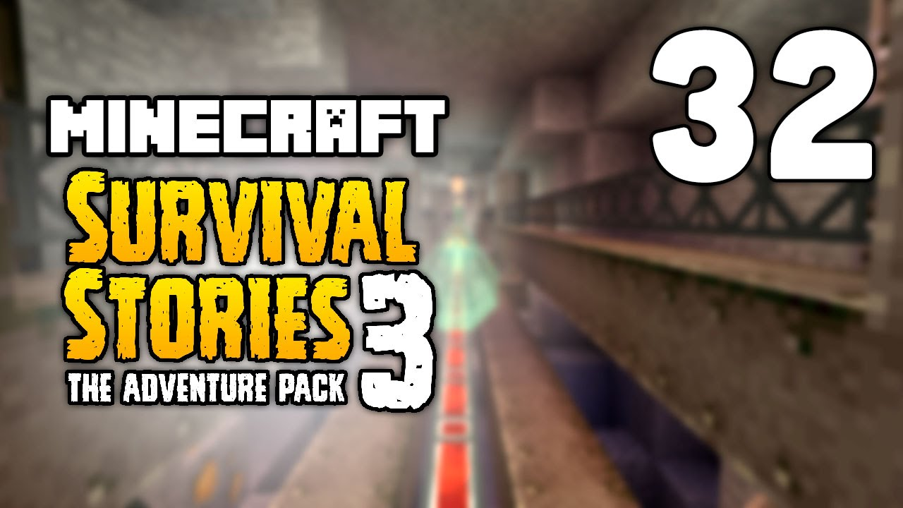 Modded Minecraft: Survival Stories 3 - E32 - Viaducts