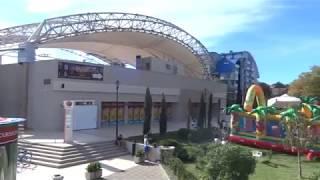 Адлер 05.10. 2017 г.  Хоста, Олимпийский парк, море. Adler. Khosta, Olympic Park, the sea