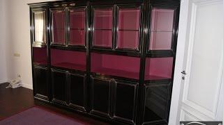 Покраска МДФ фасадов.Покраска мебели.Реставрация мебели.(, 2013-10-18T15:08:18.000Z)