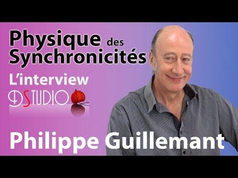 Interview Physique des synchronicités avec Philippe Guillemant