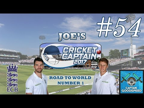 Cricket Captain 2017 | Road to World Number 1 (England) | E54: SERIES UPDATE (PLEASE WATCH)