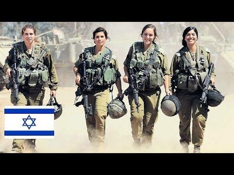 TENTARA WANITA ISRAEL DAN 5 PASUKAN KHUSUS YANG DIMILIKI ISRAEL