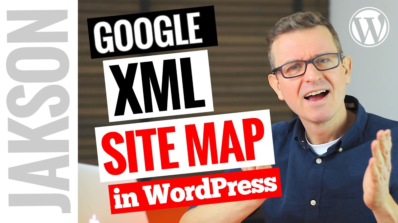 how to add an xml site map to wordpress tutorial 2017 youtube