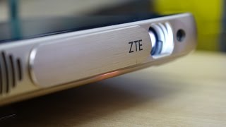 Incredible Android Tablet & Projector - SPRO PLUS by ZTE Hands-On