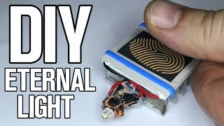 Eternal Flashlight That Doesn