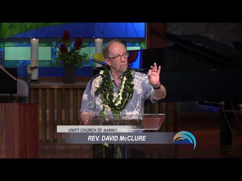 MAKE IT SACRED, Rev.  David McClure 11-12-17 Main Message