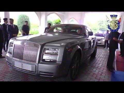 Sultan of Johor : Majlis Santapan Lembaga Pengarah JCorp, Persada 2016.