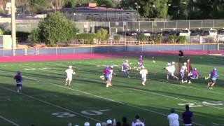 Jesse Cuccia 2015 Middie Lacrosse Highlights 2014