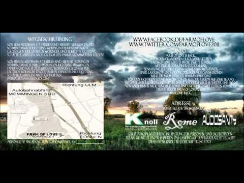 FARM OF LOVE HYMN produced by Andy Finn & Nick Sunchild
