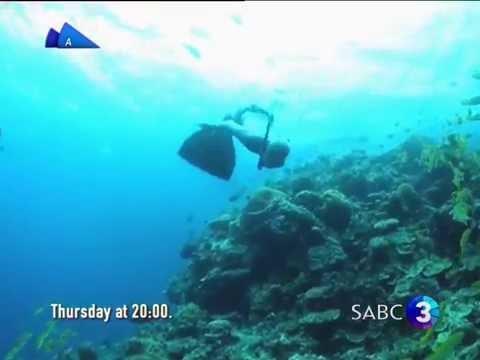 Freediver Hanli Prinsloo on ocean conservation