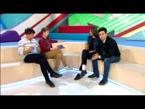 The Vaccines Interview T4 2012