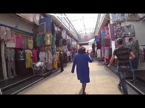 Рынок САДОВОД / Город в городе / Здравствуй  «Черкизон» !  🤭 28.04.2018