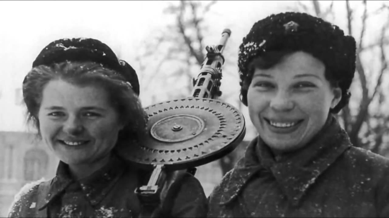 Горловка в годы Великой Отечественной Войны - Часть 3