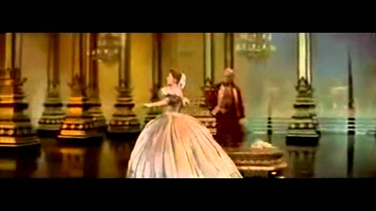 THE KING AND I - SHALL WE DANCE? LYRICS