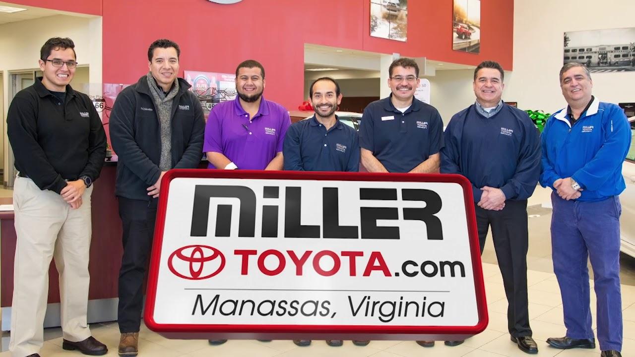 Visit Us At Miller Toyota!