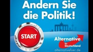 Erklärvideo zur Alternative für Deutschland (AFD)