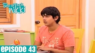 Best Of Luck Nikki   Season 2 Episode 43   Disney India Official