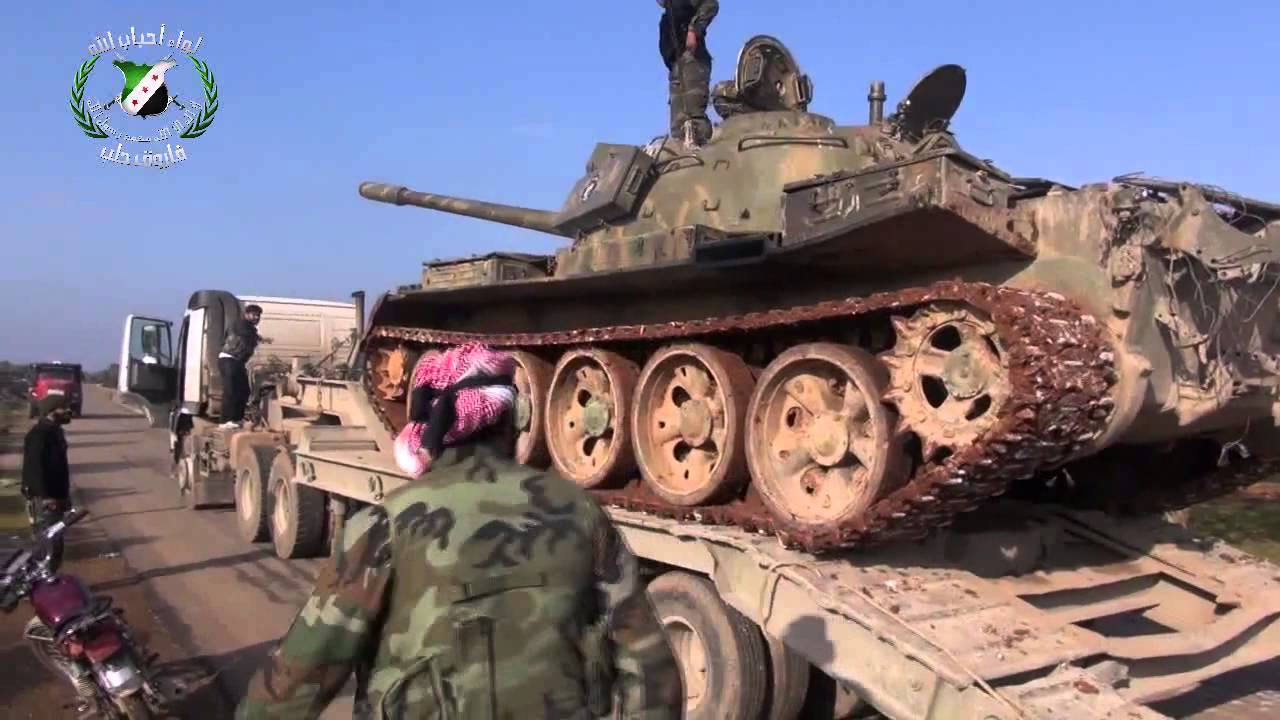 18 fsa free quot syrian quot army war crimes getting tanks delivered from
