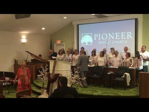 Give Me Jesus, Prodeum Romanian Choir, Pioneer Baptist Church