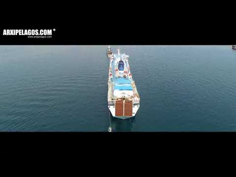 CORSE - Passenger/Ro-Ro Cargo Ship IMO: 8003620