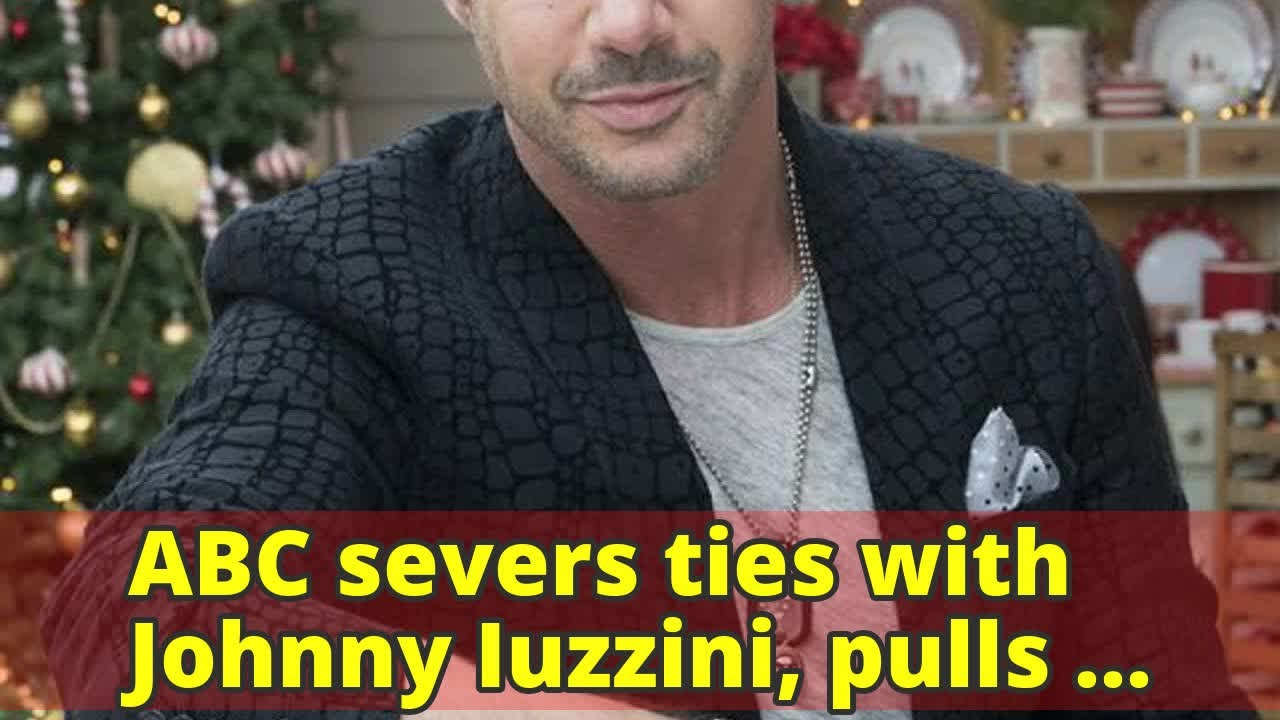ABC severs ties with Johnny Iuzzini, pulls 'Baking Show' amid sexual ...