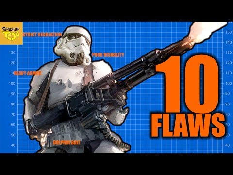 10 FLAWS with the Stormtrooper