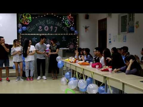 CQUPT Đại Học Bưu Điện Trùng Khánh - chào mừng tân sinh viên 2017