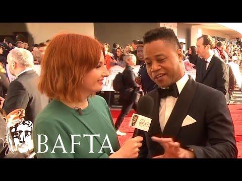 Cuba Gooding Jr. Red Carpet Interview | BAFTA TV Awards 2017