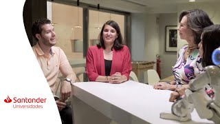 Video corporativo Santander Universidades